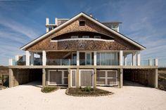 Dune Cottage - contemporary - exterior - providence - Burgin Lambert Architects