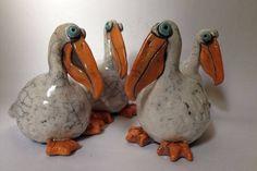 Raku Keramik Pelikan