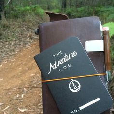 Adventure Log Books and Midori Travelers Notebook www.bookbindersonline.com.au