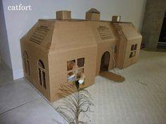 Os 25 esconderijos mais criativos para gatos