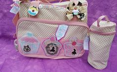CHARACTER Disney Lion Alice Wizard Beatrix Luxury DIAPER  baby changing bag