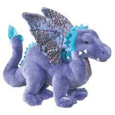 Dragon Stuffed Animals | Purple Dragon Stuffed Animal