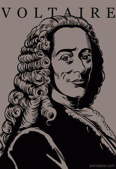 Blog de Peileppe: Voltaire