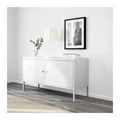 IKEA PS Cabinet, white - 119x63 cm - IKEA