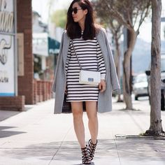 """@Hallie Swanson's photo: """"This look on the blog today www.halliedaily.com #ootd   @frenchconnection_official @Ivanka Trump @karen_walker"""""""