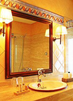 Hotel La Salve - Torrijos (Toledo) - Baño Junior Suite