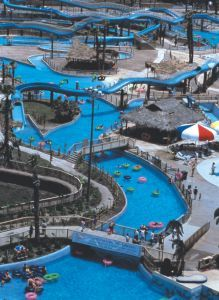 Schlitterbahn Water Park, New Braunfels and Galveston, Texas