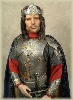 """Aragorn"" - The Lord of the Rings, Crawford Manor Doll"