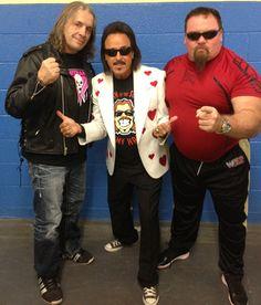 Hart Foundation & Jimmy Hart Reunion