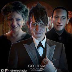 Paul Reubens joins #Gotham as Penguin's dad.