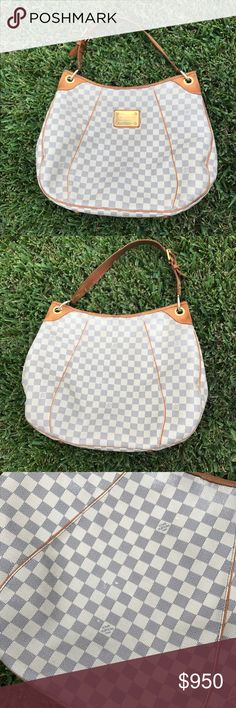 Louis Vuitton GM Louis Vuitton GM canvas Louis Vuitton Bags Shoulder Bags