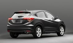 Honda releases images of new HR-V compact SUV