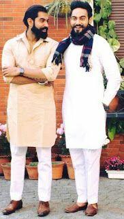 Mens Style Discover 30 Outfits men can wear at an Indian Wedding Punjabi Kurta Pajama Men, Punjabi Men, Kurta Men, Wedding Dresses Men Indian, Wedding Dress Men, Mens Kurta Designs, Designer Kurtis, Gents Kurta, Indian Groom Wear