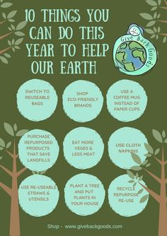 Earth Day- 10 things you can do this year to help our earth Save Mother Earth, Save Our Earth, Love The Earth, Sustainable Living, Sustainable Practices, Sustainable Energy, Eco Friendly House, Green Life, Sustainability