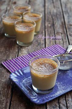 Budino al latte di cocco by Il gatto ghiotto