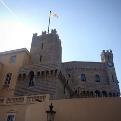 #Rocher Le Palais des Princes de Monaco #monaco #travel by fp37 from #Montecarlo #Monaco