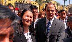 No hay empresas en direcciones que esposo de Keiko Fujimori declaró a Sunat