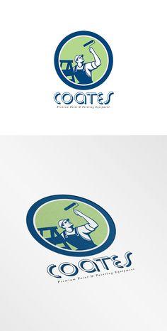 Coates Premium Painters Logo - Logos - 1