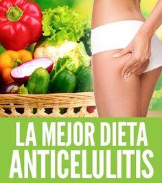 Esta dieta anticelulitis realmente efectiva empieza a eliminar la celulitis desde solo 7 días. Puedes tener muslos y piernas más firmes sin celulitis ahora Fat Burner, Perfect Body, Celery, Healthy Recipes, Healthy Food, Gym, Vegetables, Fitness, Tips