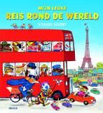 Love this book, so much to see! Richard Scarry, School Themes, Geography, Childhood Memories, Childrens Books, This Book, Illustrator, Around The Worlds, Teaching