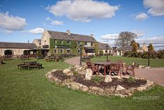 The South Causey Inn. Fantastic local wedding venue which is expanding in 2017.