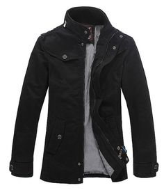 2013 New style jackets for men coats autumn and winter coat brand coat mens jacket fashion military jacket winter men overcoat-in Jackets from Apparel & Accessories on Aliexpress.com