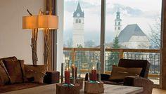 Austria and the Hotel Kitzhof Mountain Design Resort