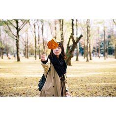 . ・ 当分連投 ・ 紅葉の色は 植物学的には 葉の老化反応の一部として 考えられている ・ いわいる 人生の終わりを告げている ・ Model : @kyo_chi0813 ・ #instapic #instagood #instagramjapan #coregraphy #photo #photoshoot #photooftheday #photograph #photographer #vscocom #tokyocameraclub #portrait #portraitpage #reco_ig #ig_photooftheday #justgoshoot #model #作品撮り #ポートレート #モデル募集 #写真 #写真好きな人と繋がりたい #東京カメラ部 #白黒 #代々木公園 #紅葉 #落ち葉