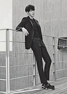 SIEG F/W 2015 Ad Campaign Feat. Kim Woo Bin