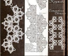 TRICO и CROCHET-Мадонна-шахтные: Брюгге Lace Crochet-причины-График Применение