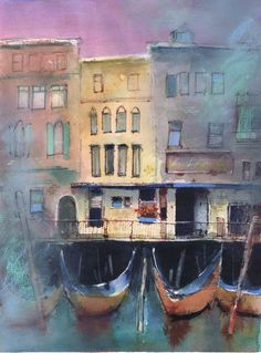 LEE WHITE Magic Drawing, Lee White, Somewhere Over, Cool Artwork, Amazing Artwork, Nautical Art, Over The Rainbow, Art And Architecture, Les Oeuvres