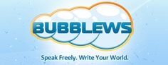 BubbleNews, Connect with People and Friends. Post ,Share, Write ,Like, comment  and get Paid to do it! I had over $5 in just 2 days from posting poems I wrote years ago!  Join now its free and fun! http://www.bubblews.com/?referral=521712ef649f54.53462164