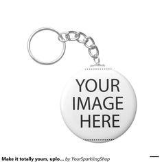 Your Custom Basic #Button #DIY #Keychain :) #MostPopularThisWeek