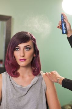 Pravana Urban Ombre Hair, get the step-by-step!