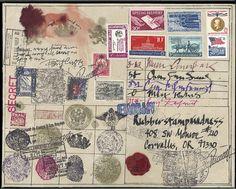 RSMadness - the original stamping magazine. Interesante pieza