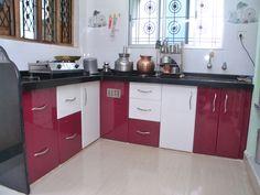 delight kitchen Kitchen Ceiling Design, Kitchen Room Design, Kitchen Layout, Small Kitchen Floor Plans, Small Kitchen Furniture, Kitchen Cupboard Designs, Modern Kitchen Cabinets, Kitchen Modular, Durga