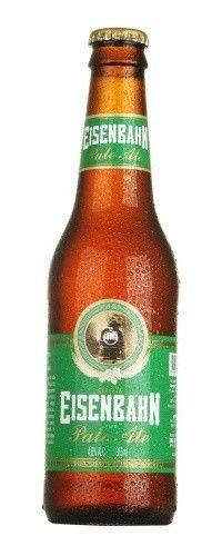Cerveja Eisenbahn Pale Ale - Cervejaria Sudbrack