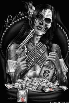Pin Up / Day of the Dead
