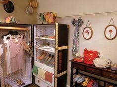 Como dercorar uma loja Vintage - Layout de Lojas Vintage | Del Carmen by Sarruc