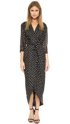 Amanda Uprichard Porter Maxi Dress