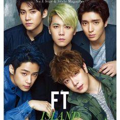 FT Island is Featured in The Star Magazine Hot Korean Guys, Korean K Pop, Korean Men, Asian Men, Ft Island, Korean Entertainment, Fnc Entertainment, Kpop, Hong Ki