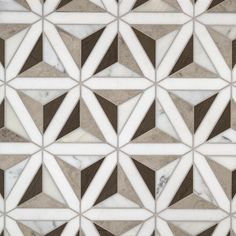 Artistic Tile | Duomo Grey Waterjet Mosaic