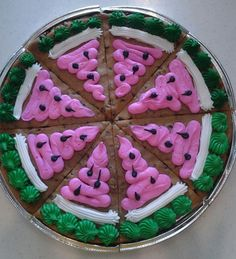 Watermelon Cookie Cake At Kroger