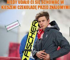 Andreas Wellinger, Ski Jumping, Jumpers, Skiing, Germany, Geek, Humor, Funny, Sports