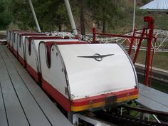 Knoebel's Coaster Car.. from the kiddie roller coaster that's no longer there :(