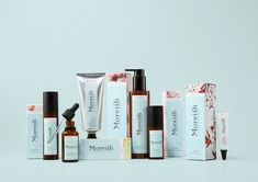 Sophisticated Skincare Brands : Moreish