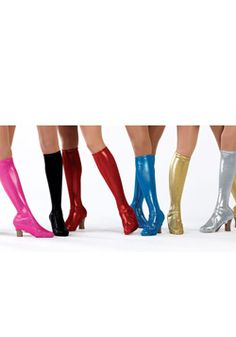 6166B - Foil Lycra Boot Covers a wish come true in stock $14-$16