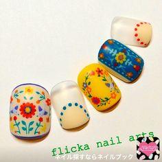 ネイル 画像 flicka nail arts  714351 ソフトジェル ハンド