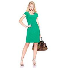 "Tiana B. ""Smooth Operator"" Twist-Waist Dress at HSN.com.#HSN #FallFashion"