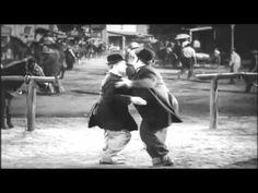Laurel et Hardy ... cool